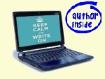 keep calm plus author inside